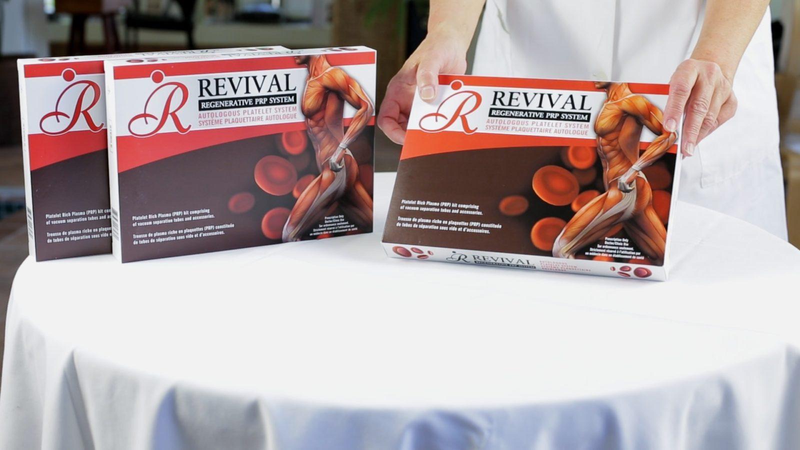 REVIVAL PRP® for Hair Restoration - Xediton Pharmaceuticals
